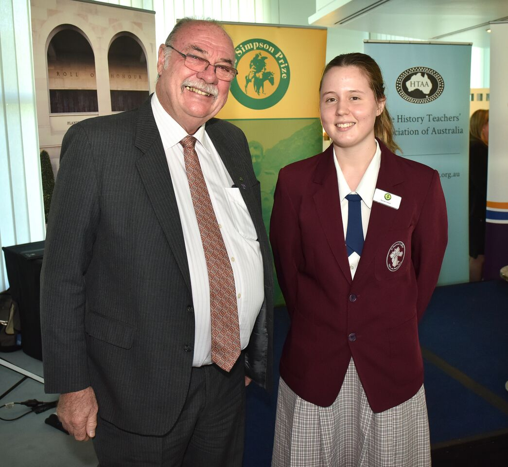Simpson Prize Competition winners - QHTA